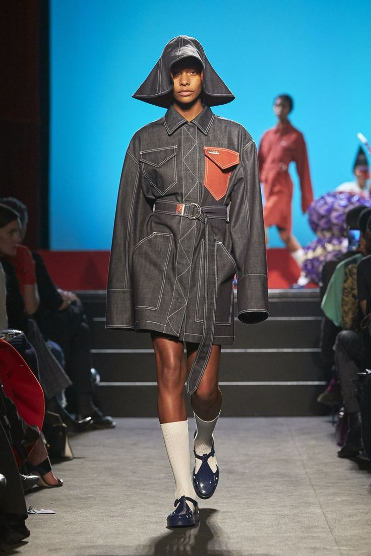 Kenzo La Collection Memento N°2 Spring/Summer 2018 Ready To Wear | British Vogue