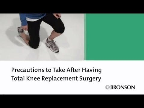 total knee replacement physical therapy protocol pdf