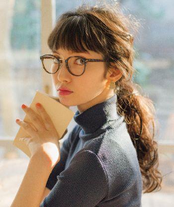 bookgirls:  (via 市川紗椰さんの春スタイルストーリー | クーポンランドTOPICS)