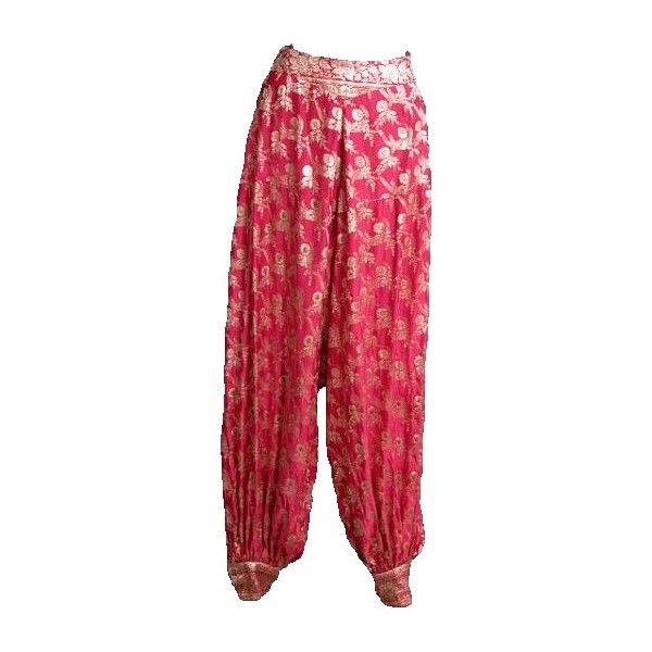 Hareem pants ❤ liked on Polyvore featuring pants