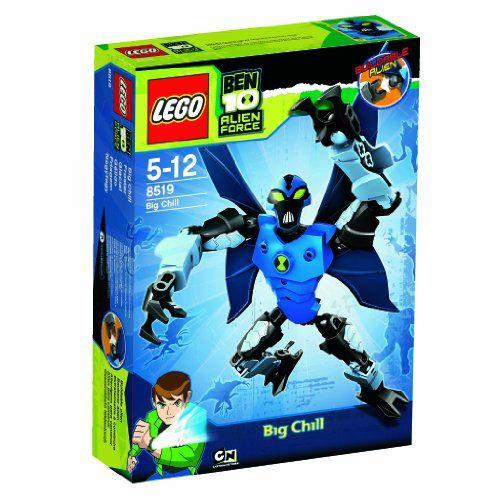 Lego Ben 10 Alien Force 8519 - Froster » LegoShop24.de