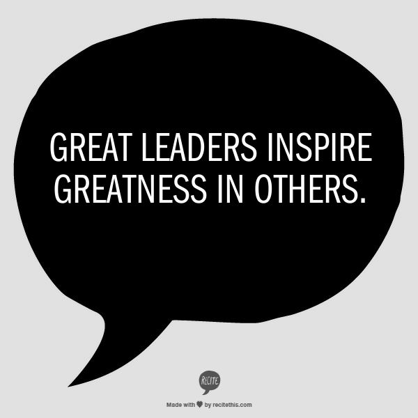 Inspire Inspirational Quotes On Leadership: 17 Best Images About Leadership On Pinterest
