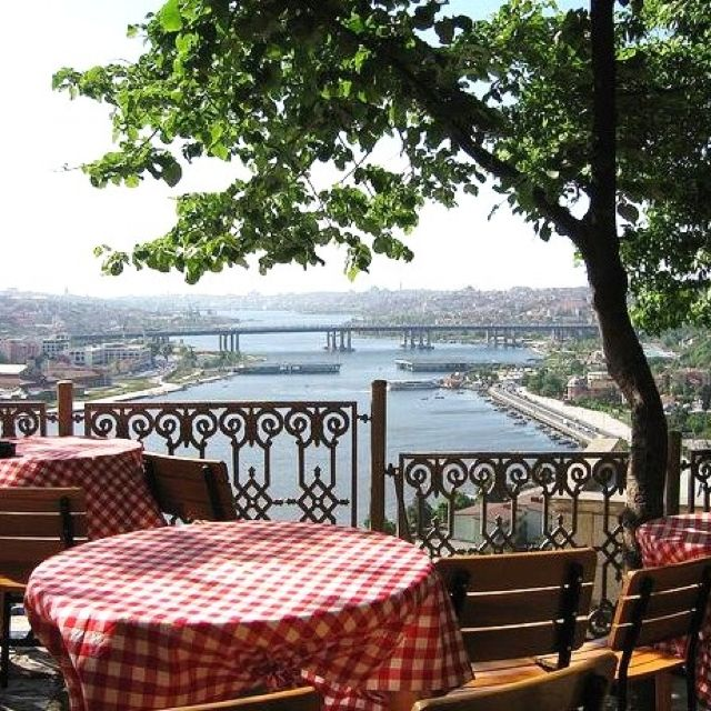 Cafe Pierre Loti Istanbul
