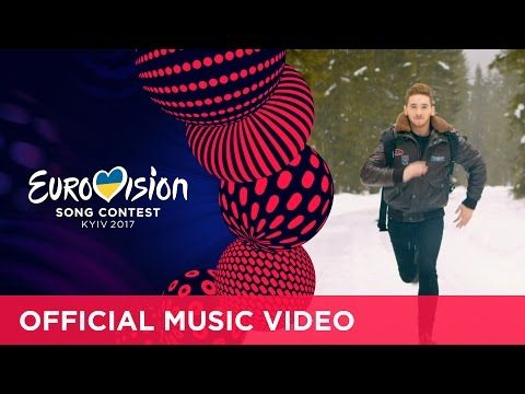 Nathan Trent - Running On Air (Austria) Eurovision 2017 - Official Music Video - YouTube