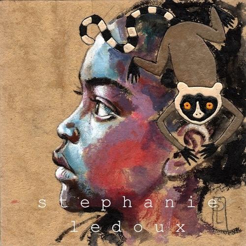 Les carnets de voyage de Stéphanie Ledoux: TOILES