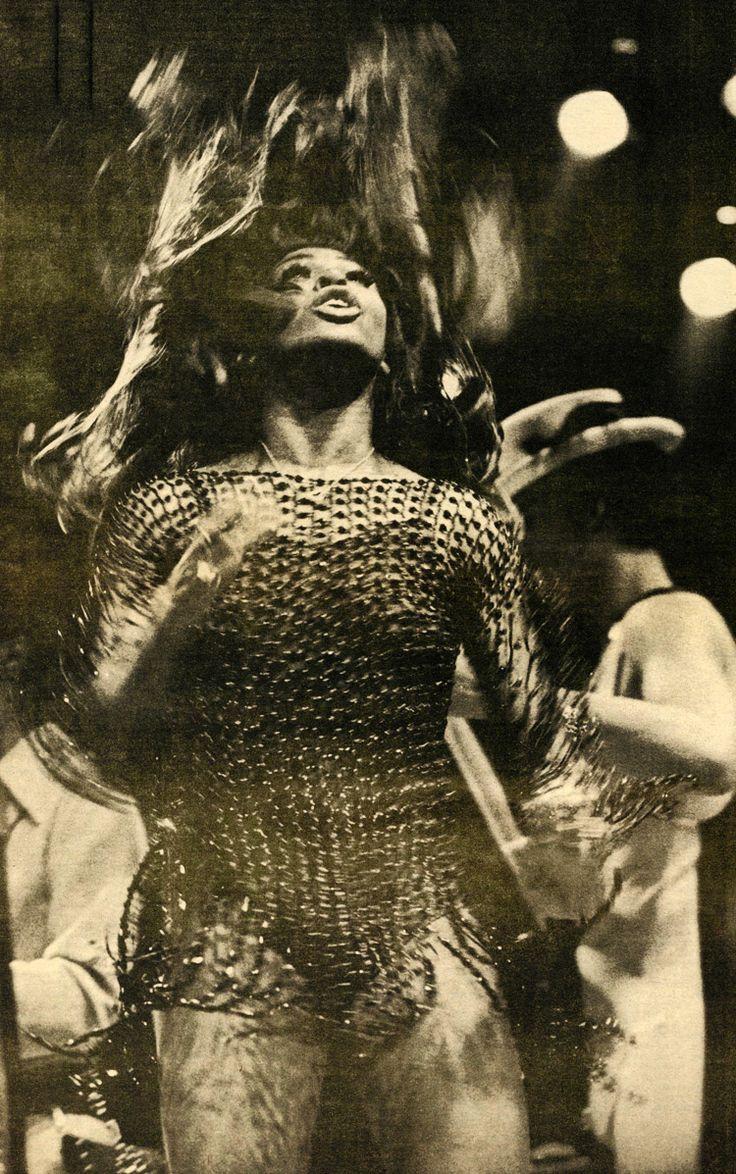 Tina Turner by Annie Leibovitz
