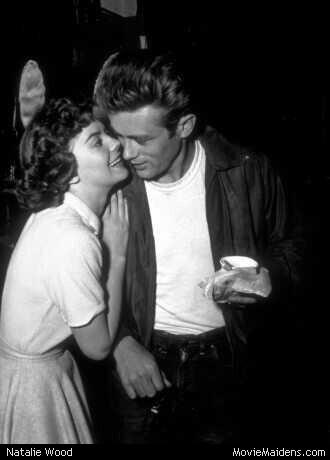 Natalie Wood/James Dean | Old Hollywood | Pinterest
