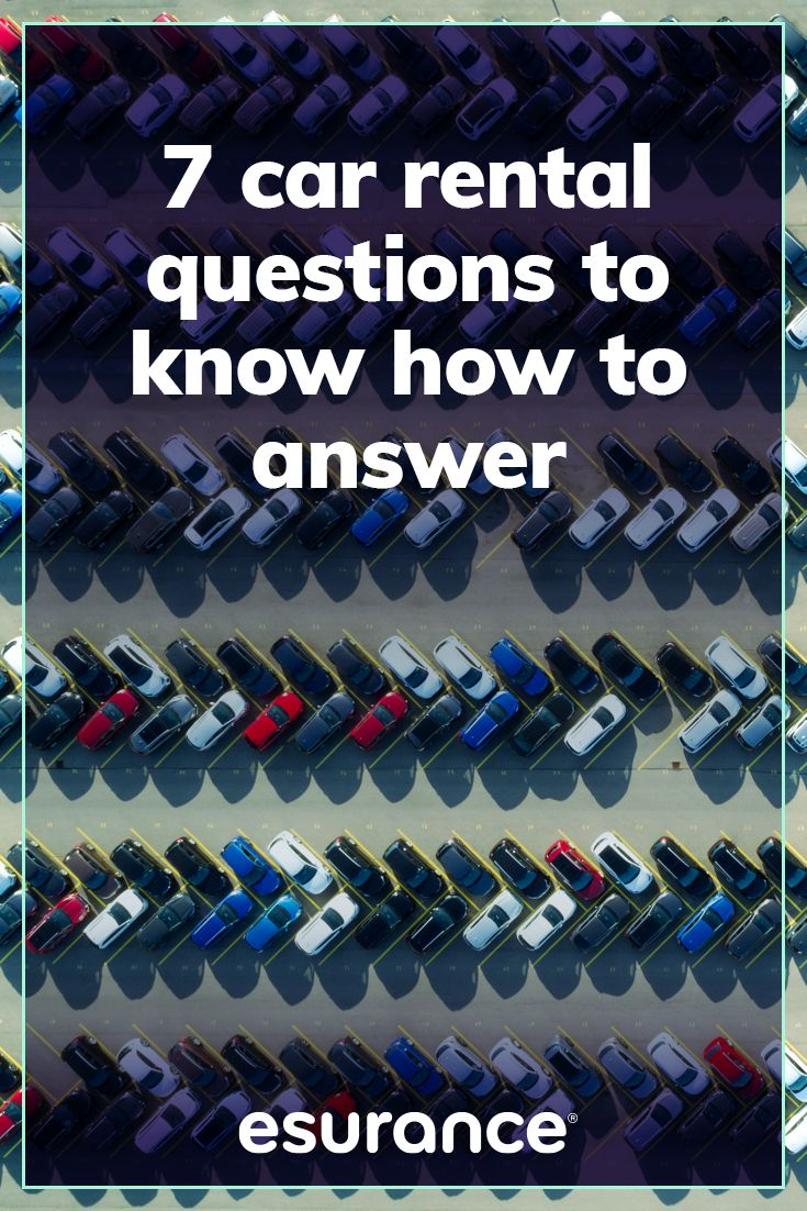 Rental Car Places >> How To Answer All The Questions They Ask At The Rental Car