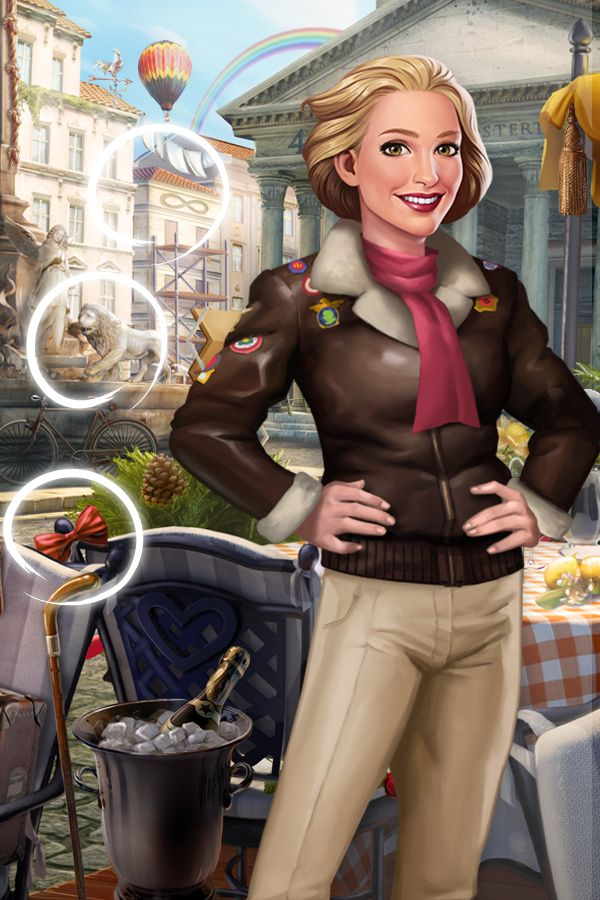 Give your eyes an exercise. Can you spot the bow? Find all the hidden objects in Pearl's Peril today!