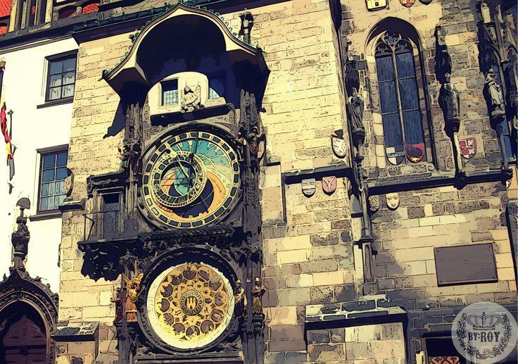 Staroměstský Orloj (Orologio astronomico, Orologio della città vecchia), Praga
