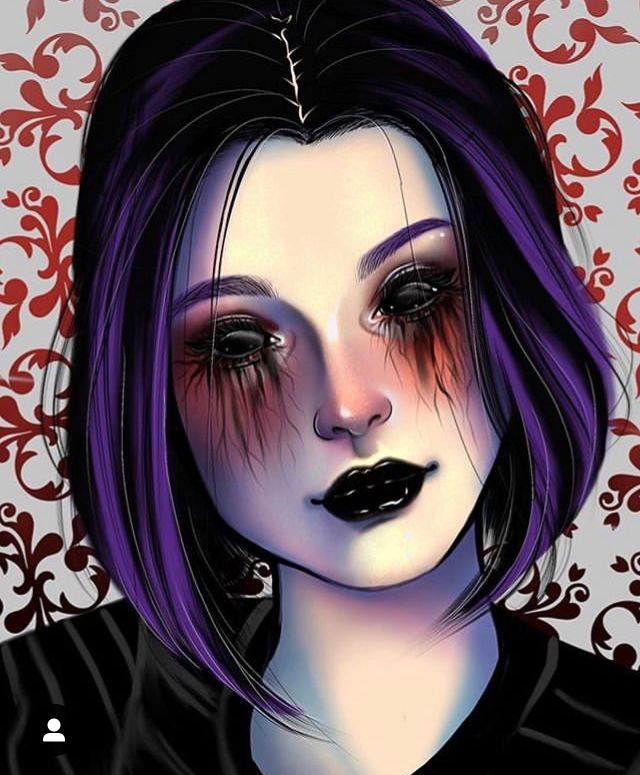 Raven The Beautiful Queen And Star The Beauty Queen Desenho Da
