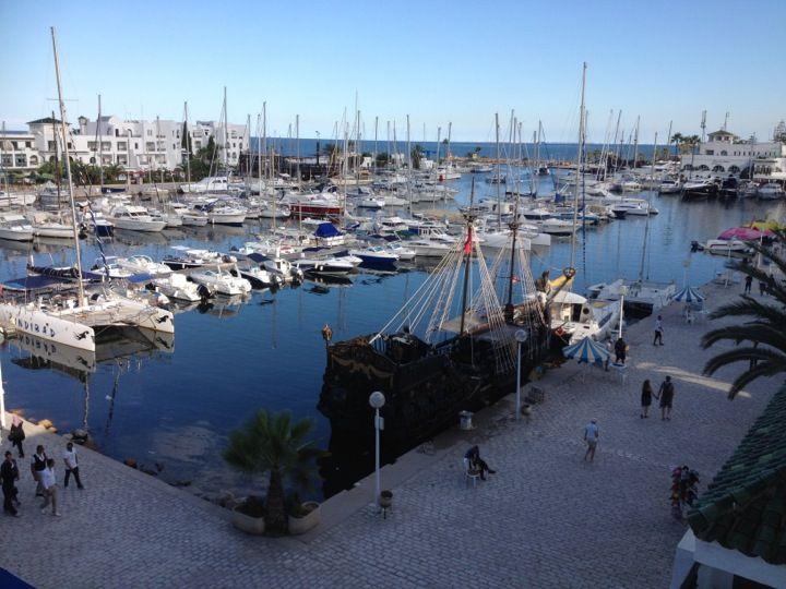 Port El Kantaoui à سوسة, Gouvernorat de Sousse