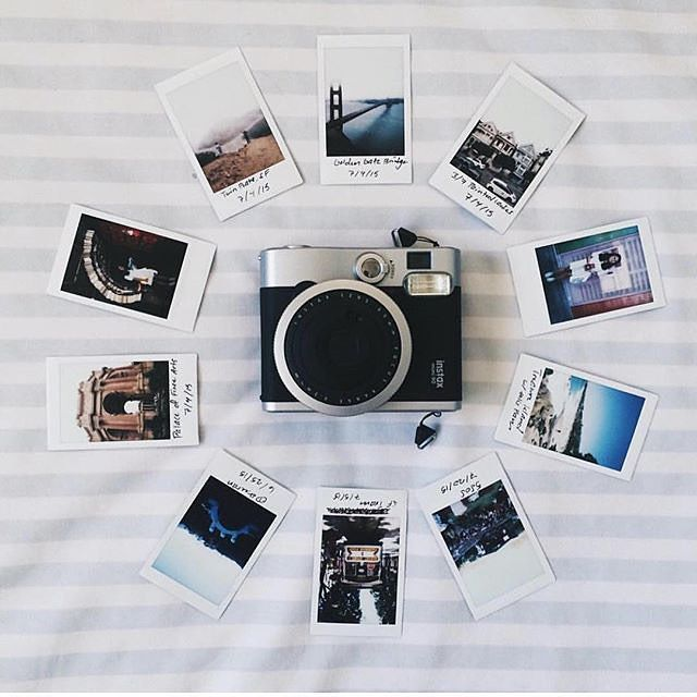 Captured memories. @uolosangeles #instax #UOHome #urbanoutfitters