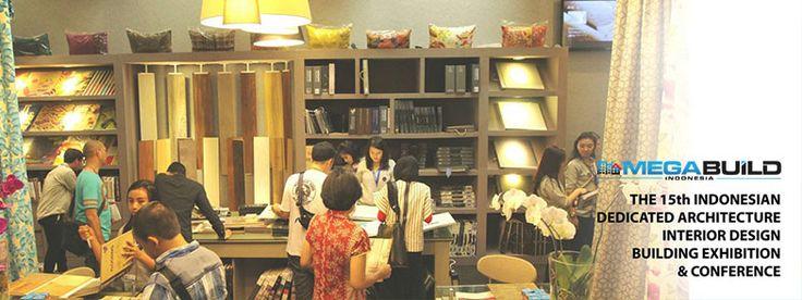 The 15th Indonesia Dedicated Architecture, Interior Design, Building Exhibition & Conference. #expoindonesia