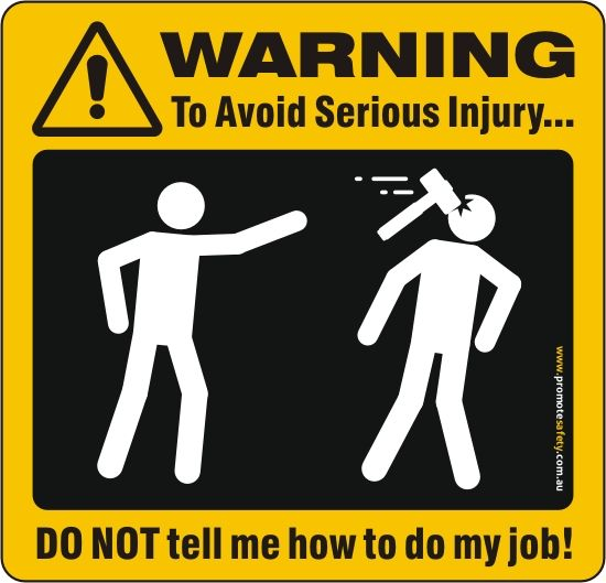 26 Best Health & Safety Humour Images On Pinterest