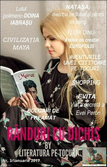 Pe coperta revistei Randuri cu dichis by Literatura pe Tocuri https://issuu.com/literaturapetocuri/docs/revista_randuri_cu_dichis_nr._3__ia
