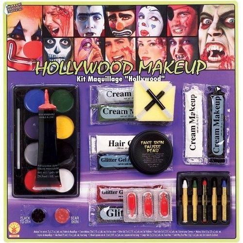 Halloween Makeup Kit Zombie Costume Face Paint Vampire Monster Blood Ghost Witch #HalloweenMakeupKit