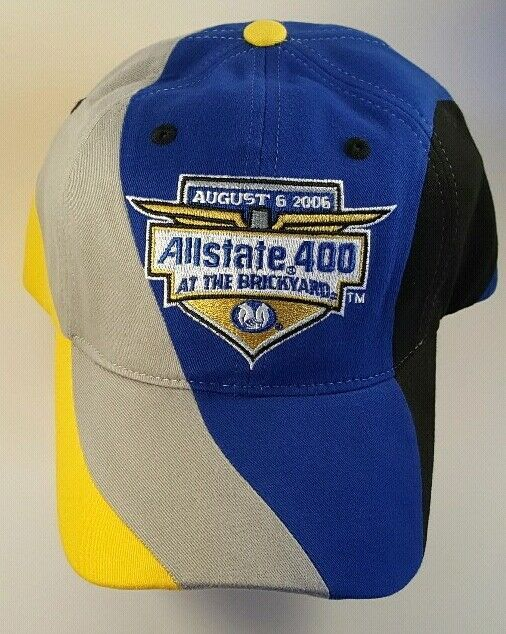 b250bb57 Mens Nascar Hat Indianapolis Motor Speedway Brickyard Authentics ...