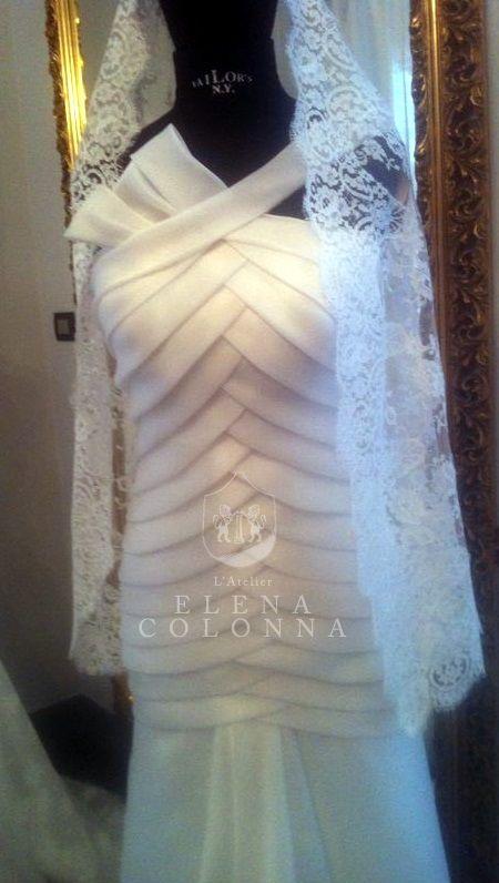 Abiti sposa Napoli. Scopriamo insieme le nuove creazioni di abiti da sposa di alta sartoria di L'Atelier Elena Colonna. | Elena Colonna Atelier