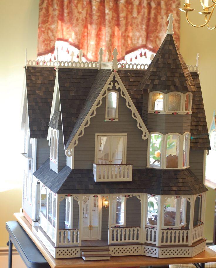 1108 Best Doll House Images On Pinterest Doll Houses