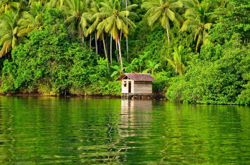 Feel the serenity of Payo Village, Jailolo, West Halmahera