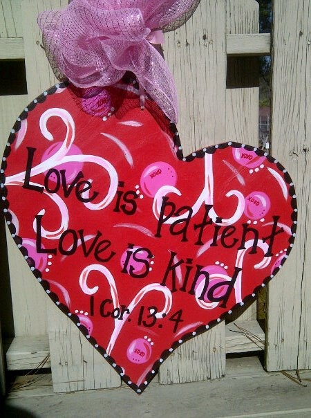 22 best wooden door hangers valentineu0027s day images on pinterest valentine door hanger