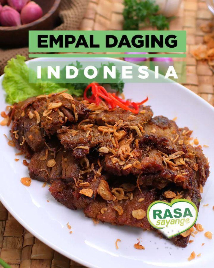Rasasayange By Rudy Choirudin Bahan Masakan Daging