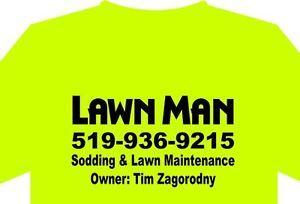 sodding-landscaping