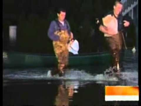 Hysterical Video - An NBC Reporter Tries to Fake Flood Report and Gets Caught Live On the Air | Mark Simone on WOR 710