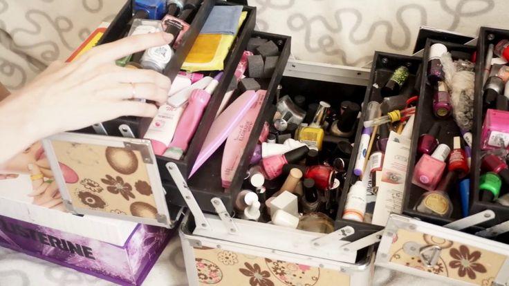 Хранение лаков и все для дизайнов ногтей | лаки China Glaze