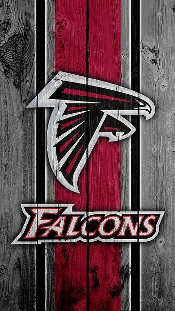 Atlanta Falcons Wallpaper Nfl In 2020 Atlanta Falcons Wallpaper Atlanta Falcons Logo Atlanta Falcons