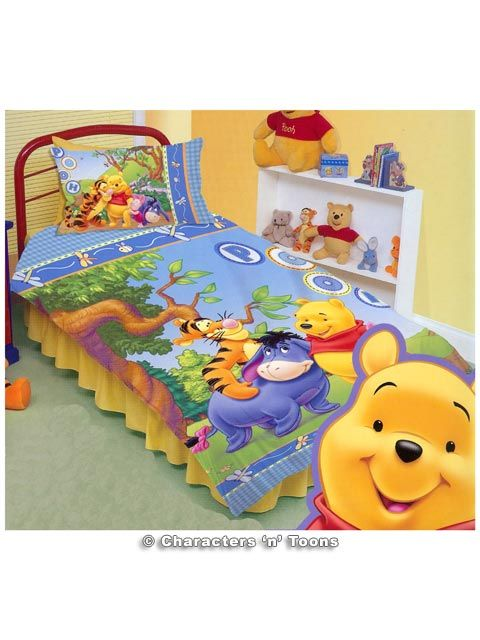 Winnie The Pooh Bedroom Winnie The Pooh Bedding Quilt