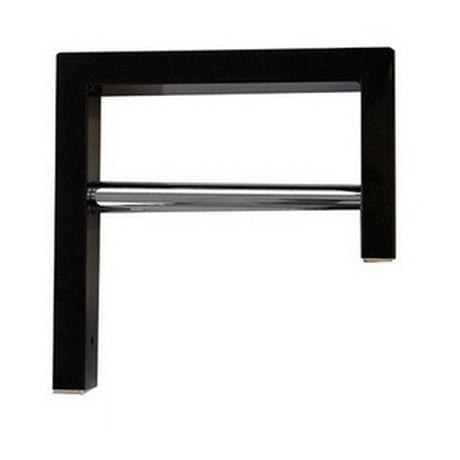 1150 Вешалка настенная Ricom-141, черный, 5x20x20 см от производителя Ricom