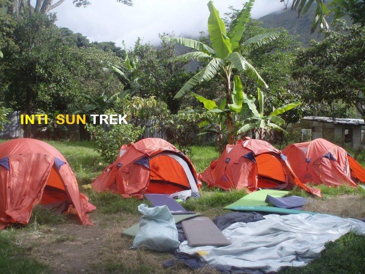 You will enjoy this amazing view of rainforest Salkantay Trek
