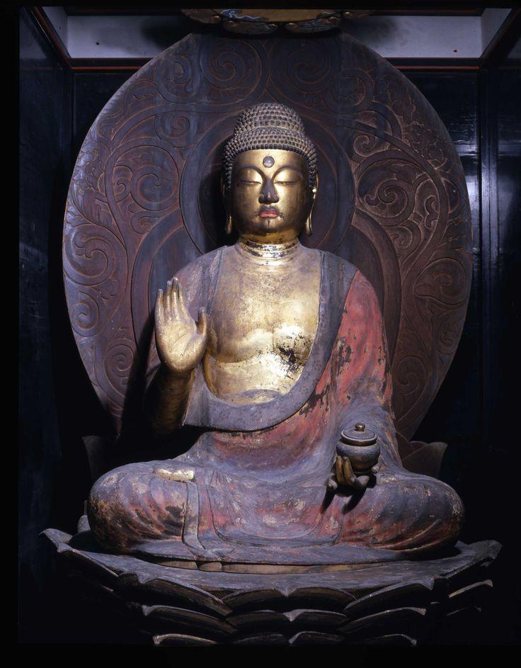 浄瑠璃寺 三重塔初層開扉・薬師如来坐像/巡る奈良