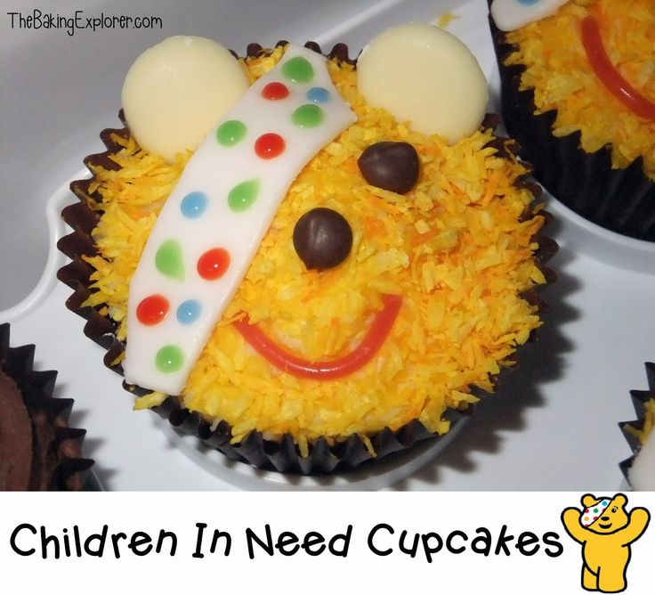 Cake Decorating New Westminster Bc : 19 best images about Children in Need Cakes on Pinterest ...