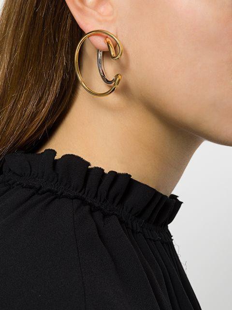 276fc8701 Charlotte Chesnais Ego Large Earring in 2019 | Motivation | Small earrings,  Earrings, Jewelry