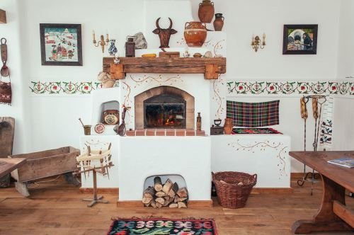 traditional romanian interior design - Google Search