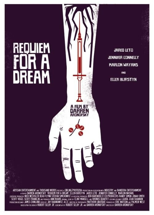 Requiem For A Dream by Shop Working Titles troyizkewl and itsallrelativeyetinevitable's request