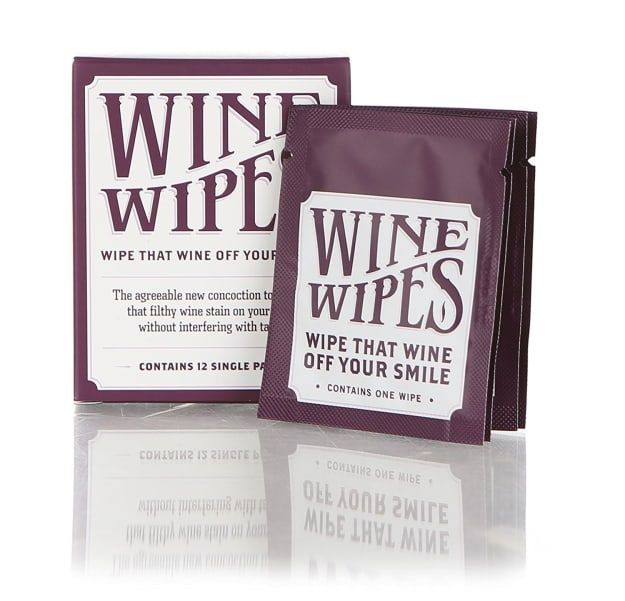 Promising review: 'Bought these as goodie bag favors for a bachelorette wine tasting party. Everyone loved them. I liked that they came in individual packs so you could use them and then throw them away.' —MDKPrice: $7.60 // Rating: 4.1 out of 5