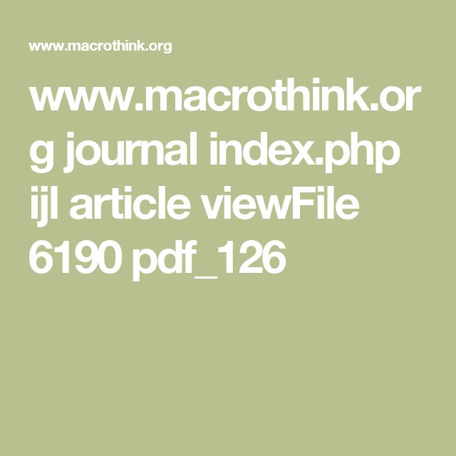 www.macrothink.org journal index.php ijl article viewFile 6190 pdf_126