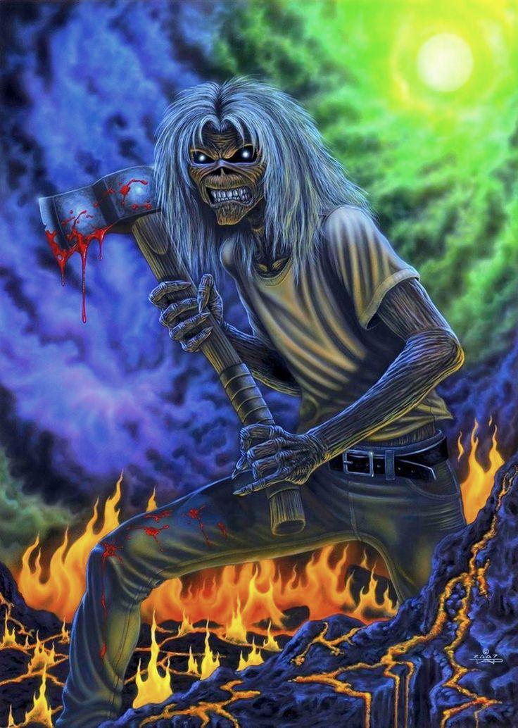 95 best images about Eddie...Iron Maiden on Pinterest ...