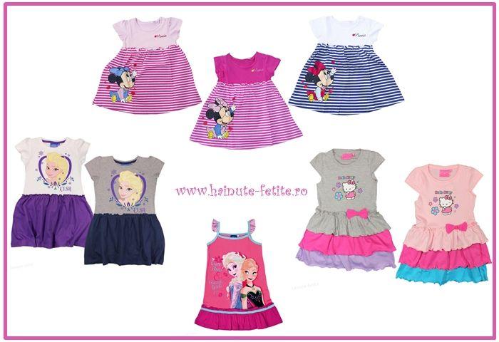 Mamicilor, puteti vizualiza noua colectie de rochite pentru fetite pe site-ul nostru!  http://goo.gl/BZUJpT