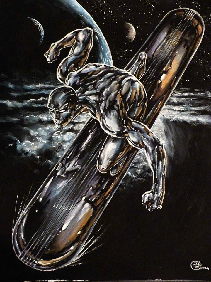Silver Surfer | JL Wango Tango