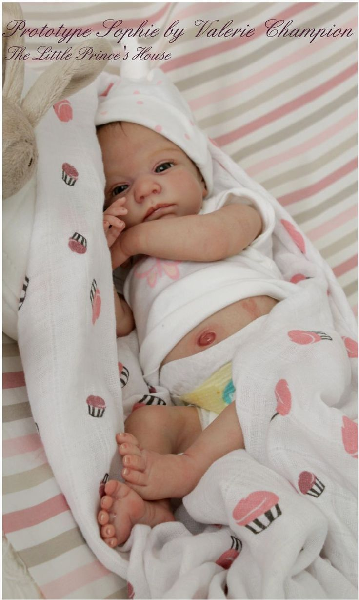 Sophie reborn doll kit- not a completed doll | eBay