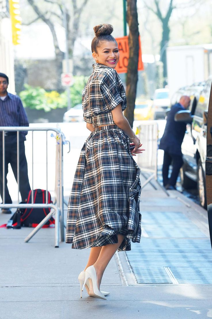 Zendaya at The View in NYC 04/22/15