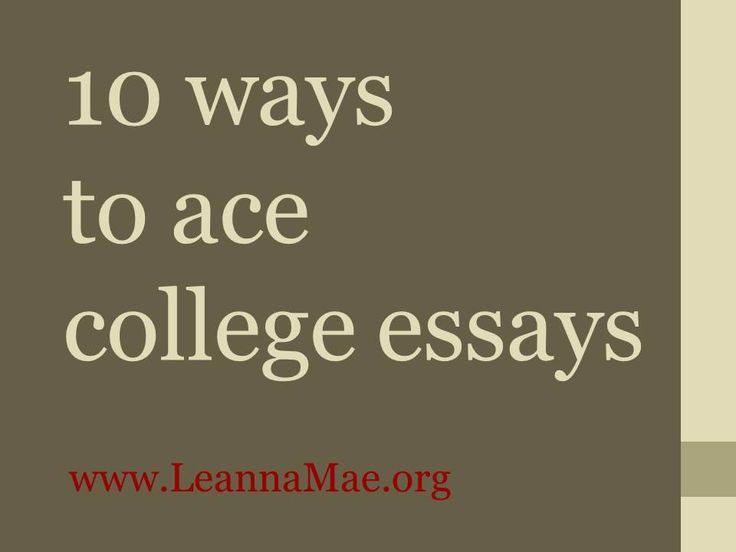 ways to end college essays Another way to end a persuasive research paper is by asking the reader to look to the future cooper, michele how to write a concluding paragraph for a persuasive essay in college accessed march 13 how to end a body paragraph.