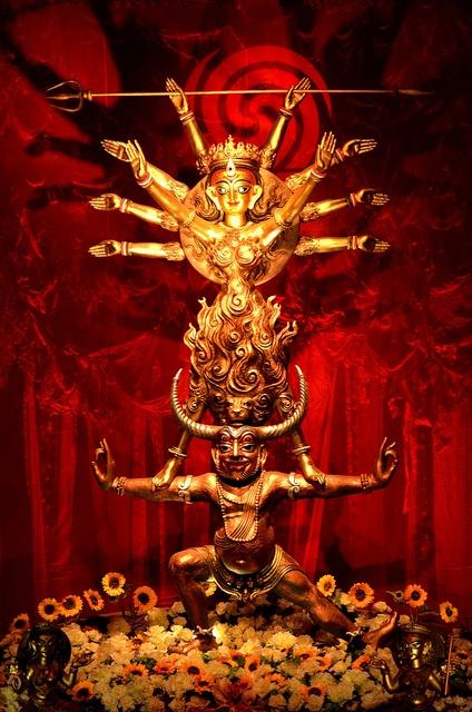 Looking forward to celebrating the Durga Puja 2013 in Kolkata
