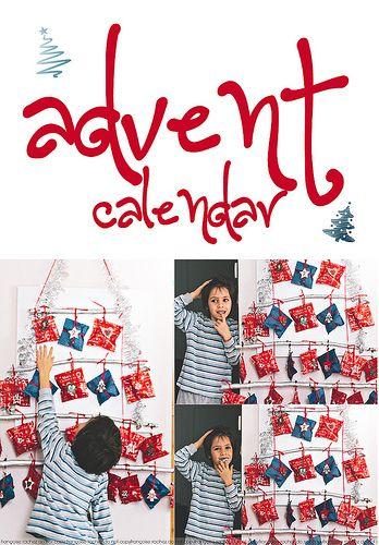 Happy Lulu <3  Advent Calendar DIY <3
