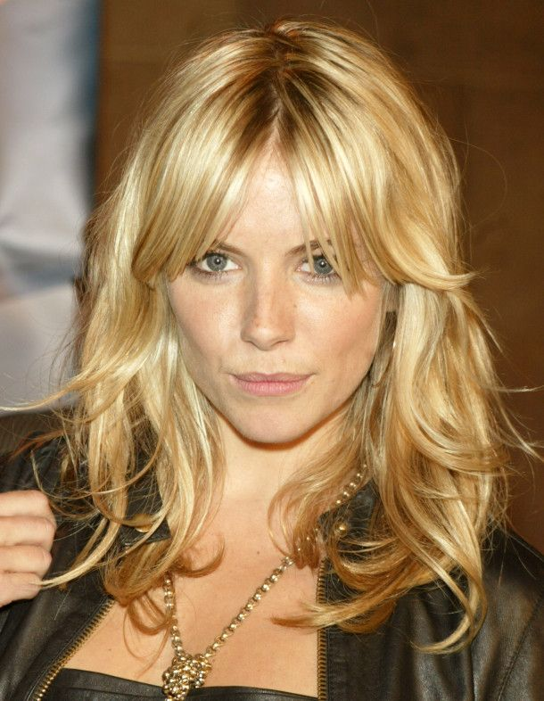 Sienna Miller's Most Iconic Hair and Makeup Moments | Daily Makeover